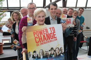POWER TO CHANGE Eventteam aus Gütersloh