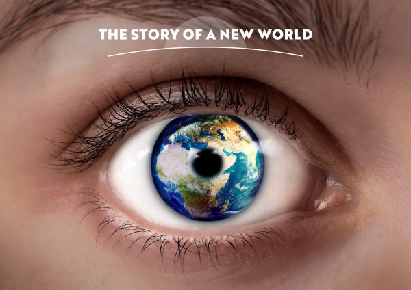 THE STORY OF A NEW WORLD- Filmposter